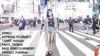Mii黄小米|东京旅游穿搭日记 TOKYO VLOG x LOOKBOOK