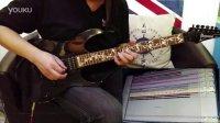 【吉他雨工作室】Fusion风格吉他SOLO作品2号。