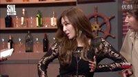160528  Tiffany - 《SNL Korea7》 part1-7@tvN