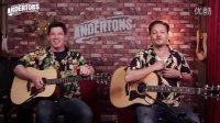 Acoustic Paradiso - Taylor Guitars 510e and 810e