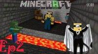 〖扁桃〗我的世界地心空岛历险记Ep2〓女巫的小屋〓MC_Minecraft