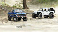 BBTEAM axial SCX10 90027 90045 RC4WD TF2 穿越