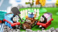 『奇趣箱』赛车总动员板牙学罗西种花,托马斯小火车来帮忙,快来看看板牙种出了什么花花吧!