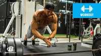 9周精英健身 - 全身力量和爆发力的训练
