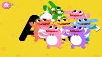 A B C Fun 英语儿歌 动画片原创英语早教游戏学习发音 早教育 #3FunToyz papi