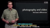 单反相机摄像入门基础教程03摄影和摄像的基本差异(高清中文