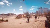 E3 2016《BF1》实机游戏宣传片