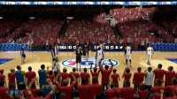 【布鲁】NBA2K16 生涯模式总决赛必须输球的勇士队。。
