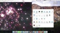 黑苹果screenflow录屏导出码率3600清晰度对比测试