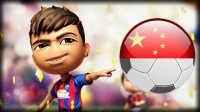 国足世界杯比赛 MD版实况足球 世界杯足球赛欧洲杯足球赛 FIFA体育游戏亚洲杯美洲杯欧洲杯英超联赛意甲法甲梅西 足球游戏FootBall