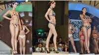 模特大赛泳装秀 好身材展露无余 72