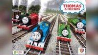 托马斯和他的朋友们:快跑 小火车竞速比赛 iOS手游 苹果APP iPhone游戏 托马斯 培西 詹姆士