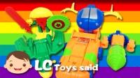 怎么这么萌?!星神穿越万能组合!亲子早教奇趣游戏 梁臣的玩具说 20