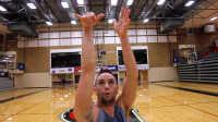 篮球课 立刻提高投篮命中率的小秘诀