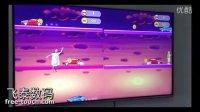 [原创]2016 Kinect2 高清抠像体感游戏-跳跳车