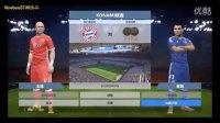 【NewbeeSTAR-实况足球2016】第9期 - 拜仁vs世界传奇 - KONAMI联赛29 - 比分8:0