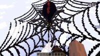 【预言解说】我的世界 (自由落体)第三集:蜘蛛女皇来袭 红蜘蛛再现蜘蛛丝 BUG延迟太严重