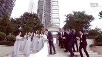 TS婚礼视频定制作品:Amo&Alina朗廷酒店|早拍晚播