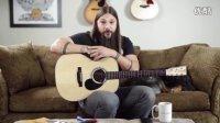 """Martin OM """"Tuxedo"""" Guitar Review"""