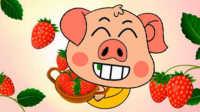 [睡前故事]小猪lolo种草莓的故事