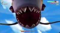 饥饿鲨鱼世界 上岸捕食被警察击毙