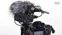 枫笛Saramonic 双卡侬接口混音器套装MixMic测试 - Sony A7rII