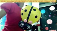 kevin气球教室-氣球佈置 大瓢蟲 balloon decoration  big ladybug balloon