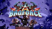 水一的独立游戏【武装原型】Broforce终结者黑衣人P2