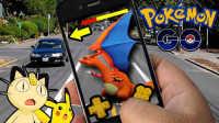 在现实世界收服宠物小精灵!这游戏刷爆国外网络!【Pokemon Go】