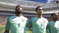 2016欧洲杯半决赛  葡萄牙 vs 威尔士   实况足球2016  关宁风云视频