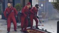 【包子的GTA5】Ep9:重操旧业!麦可携小富抢劫!
