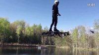 高科技电动悬浮滑板 - 集锦