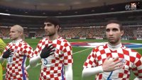 2016欧洲杯八分之一决赛    葡萄牙 VS 克罗地亚   实况足球2016   关宁解说