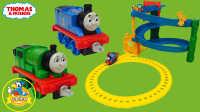 托马斯和他的朋友们之旋转赛道套装 | 托马斯小火车轨道玩具组