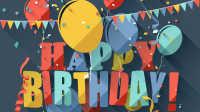 你从什么时候开始忘记自己的生日
