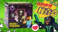 白白侠玩具秀:【我的世界】惊喜盒第二弹