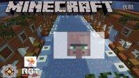 【Ricestones的纯原版生存】#3.原创的村民系统/简易小黑塔-Minecraft 我的世界