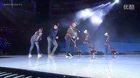 人机舞蹈——EUROVision 欧洲歌唱大赛中场KUKA表演