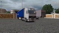 欧洲卡车模拟2日常 P4 沃尔沃FH12