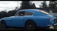 【经典老车】1957年阿斯顿马丁MK III