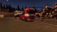 欧洲卡车模拟2 西苏格兰重载运输P1