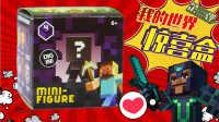 白白侠玩具秀:【我的世界】惊喜盒第三弹