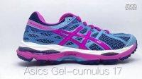 陪你跑 跑步 跑鞋 测评 Asics Gel-cumulus 17女款