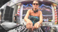 2016比利时电音节!酷女女吊炸天玩转DJSonja Moonear.Tomorrowland Belgium - PAssionAck