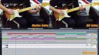 【吉他雨工作室】日本The Rootless乐队的《One Day》电吉他教学视频。(动画片《海贼王》主题曲)
