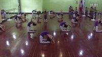 2016暑期舞蹈班基本功展示《春晓》