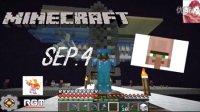 【Ricestones的纯原版生存】#4.村民选择式交易-Minecraft 我的世界
