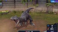 【肉搏快乐】我的恐龙侏罗纪世界 02玛君龙 饥饿翼龙