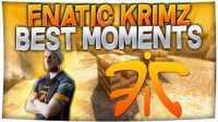 CSGO精彩瞬间:Fnatic战队KRiMZ最佳高亮集锦