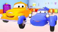 拖车汤姆 第11集 蓝色赛车